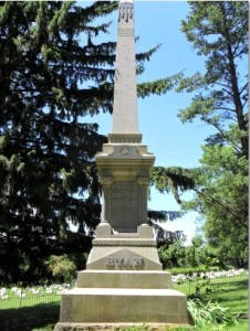 Sinsinawa Mound Ryan Monument