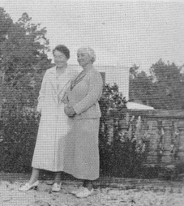 Miss Anna C. Bolton of the New York school staff instructed students, and Mrs. Marguerite Bunner of Boston was residence supervisor.